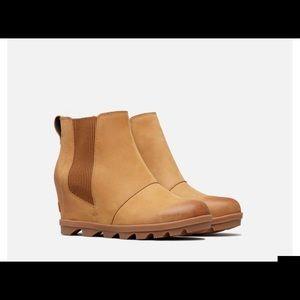 Sorel Shoes - SOREL Joan of Arctic Wedge II Chelsea booties